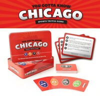 Sports Trivia Game: You Gotta Know Chicago