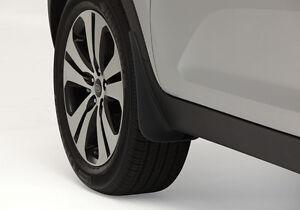 OEM 2011 - 2016 Kia Sportage EX & LX SPLASH GUARDS MUD FLAPS 4 pc SET MUD GUARDS
