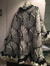Vintage MISSONI Woollen Cape/Shawl in perfect condition