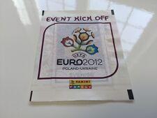 Panini Euro 2012 'Event Kick Off' Promo - Bustina sigillata - Sealed Pack *MINT