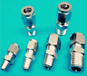 "1/8"" 1/4"" 3/8"" 1/2"" NPT Male Stainless Compression fitting Tube Connector"