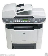 HP LaserJet m2727nf Stampante laser MULTIFUNZIONE  b/n A4 TONER NUOVO