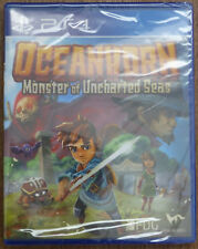 Oceanhorn Monster Of Uncharted Seas - Limited Run #70 - PS4 NEUF