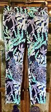 Lilly Pulitzer New With Tag Swish and Sway Kelly Skinny Ankle Style Pants Size 6