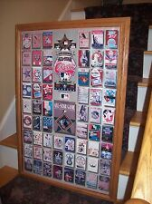Baseball All Star Game 60th Anniversary Poster 1933-1993.  RARE