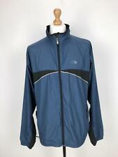 Vintage THE NORTH FACE Mens Shell Jacket | Running Exercise TNF | Large L Blue