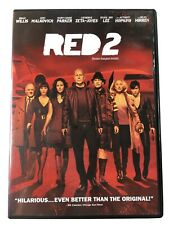 RED 2 (DVD, 2013, Canadian)