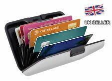 RFID CREDIT CARD HOLDER PROTECTOR WALLET CONTACTLESS DEBIT BANK CASE UK SELLER