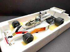 Minichamps - Peter Revson - McLaren - M23 - 1973 -1:18 - Yardley - Rare