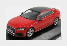 Audi A5 Rs5 Coupe 2017 Miosano Red SPARK 1:43 5011715031 Model