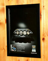 2003 Top Gear Rally Small Poster / Old Ad Page Framed Game Boy Advance Nintendo