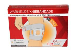 2x Wärmende Kniebandage HPXmed zum SpecialPreis - Spare JETZT -Versandkostenfrei