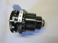NEW! SUPER-16 SCHNEIDER ARRIFLEX CINE XENON 1.4/25MM LENS for 16MM MOVIE CAMERA