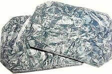 Place mats Dining Fashions apples pears blue kitchen set of 2 vinyl nwt