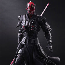 Sith Darth Maul PLAY ARTS PA Action Figure Model Doll Toy Statue 26cm H Chinese