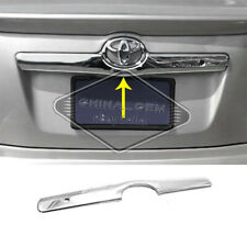 Chrome Rear Trunk Streamer Fit 2007 2008 2009 2010 2011 Toyota Camry
