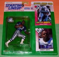 1993 EMMITT SMITH Dallas Cowboys - FREE s/h - Kenner Starting Lineup #22 slu