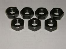 7 PROPELLERS NUTS FOR SUPER TIGRE S2000, S2500, S3000 or S4500 NIB