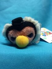 "DISNEY TSUM 3.5"" MINI SPLASH MOUNTAIN SERIES VULTURE AUTHENTIC PLUSH NWT NEW"