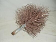"Heavy Duty Worcester Wire Chimney Brush 6""x6"" Square Sweeping Cleaning Sweep"