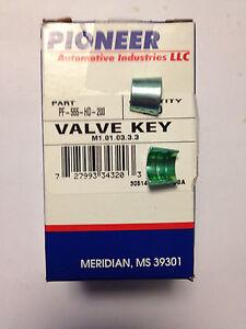 "Pioneer PF555HD Valve Keepers Locks Heavy Duty11/32"" Set of 2 Chevy VK115 USA"