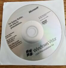 Windows Vista OEM Preinstallation Kit X12-24961