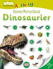 Memo Activity. Dinosaurier (2014, Taschenbuch)