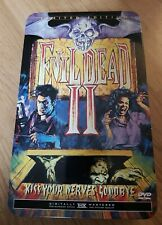 Evil Dead 2 Limited Edition Tin DVD 1987 [Region 1] [US Import] Numbered Release