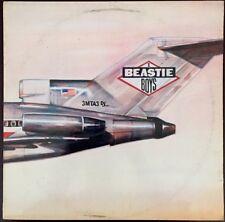 Beastie Boys Licensed To Ill LP Rare Import Original 1986 Venezuela Pressing