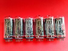 IN-18 IN18 ИН-18 Nixie tube for clock vintage ussr soviet NOS RARE 6pcs