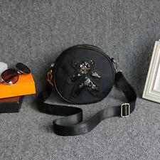 Nylon CrossBody Bag/Round Coin Purse Bag With Logo 19x5cm