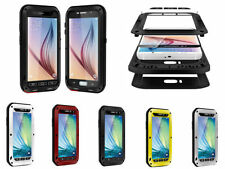 Glossy Metal Mobile Phone Cases, Covers & Skins for Samsung Galaxy S6