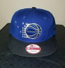New Era Snapback Hat Orlando Magic Retro Throwback NBA