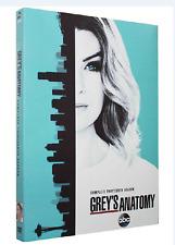 Grey's Anatomy Season 13 (DVD 5 Disc set) NEW RELEASE US Seller Fast Shipping