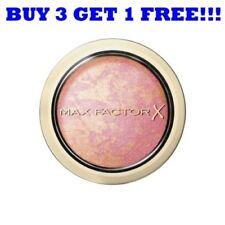 Maquillage crémés roses Max Factor pour le teint