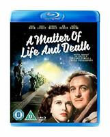 A Matter Of Life And Death Blu-Ray [DVD][Region 2]