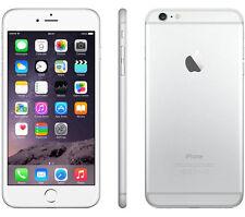 UNLOCKED Apple iPhone 6 PLUS SILVER 128GB Global 4G LTE GSM Phone 6Plus 128 gb