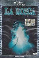Dvd **LA MOSCA 1** di David Cronenberg con Jeff Goldblum nuovo 1986