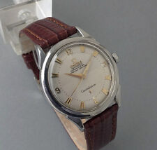 Omega Constellation Pie Pan Chronometer 1956 cal 505 Rare Dial Gold Observatory