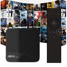 M8S PRO L Android 7.1 TV Box Voice Control 4K UHD 3G+16G Dual WiFi Octa Core
