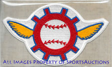 1969 SEATTLE PILOTS ~ Willabee &  Ward ~ COOPERSTOWN COLLECTION TEAM PATCH ~ NEW
