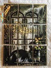Halloween Boo Kitty~Pocket Pen Pal Letter Kit /w Protector~#94~judysjemscrafts