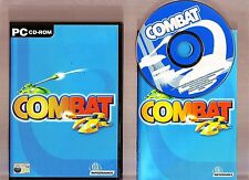 """COMBAT. """"VERY RARE"""" REMAKE OF THE ATARI 2600 CLASSIC ARCADE GAME FOR THE PC!!"""