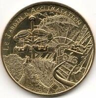 Monnaie de Paris - PARIS - JARDIN D'ACCLIMATATION 2020
