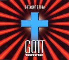 DJ Taylor & F.L.O.W. Gott tanzte (1999) [Maxi-CD]