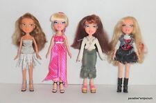Bratz Doll Clothes Clothing Shoes Dolls Trendy Fashion Lot Set #2