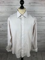 YSL Yves Saint Laurent Shirt - 15.5 - White - Great Condition - Men's