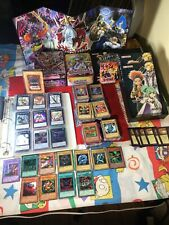Yugioh card lot collection
