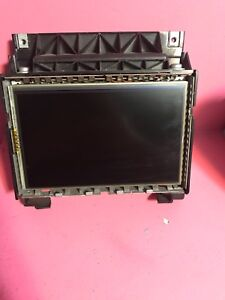 2013 Land Rover LR2 Touch Screen Navigation Radio Info Display Monitor OEM