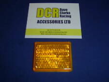 SELF ADHESIVE REFLECTOR IDEAL FOR NO PLATE/TRAILER